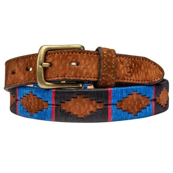 Diego Polo Belt - Handmade Argentinian Guacho Belt