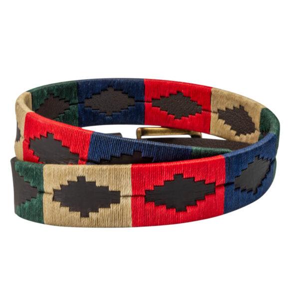 Polo Belt - Unisex Argentinian Gaucho Belt