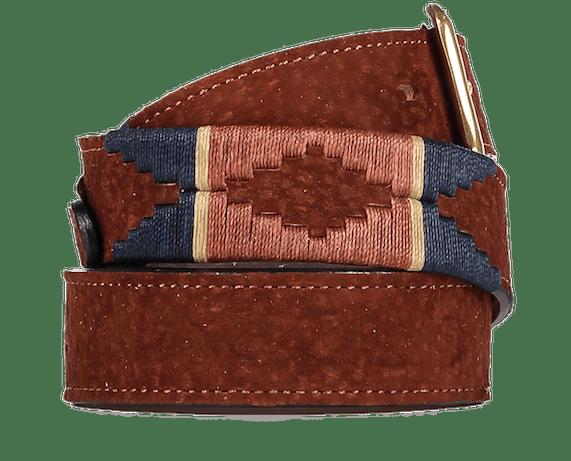 Gaucho Carpincho Polo Belt