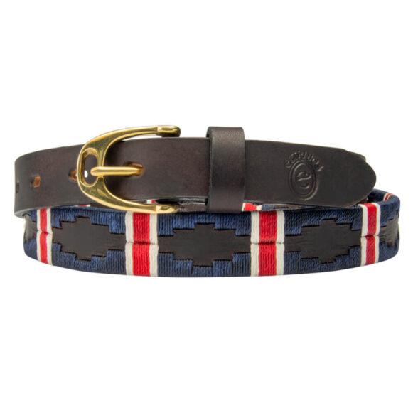 British Team Polo Belt