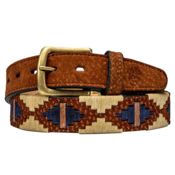 Carpincho Polo Belt - Unisex Argentinian Gaucho Belt