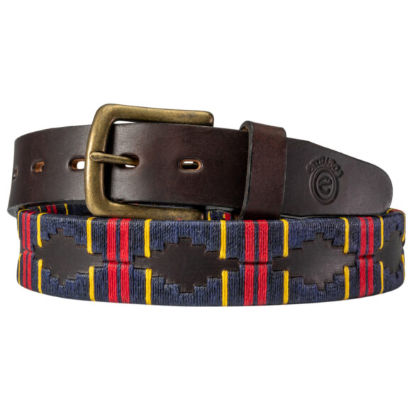 Genuine handmade polo belt from Argentina