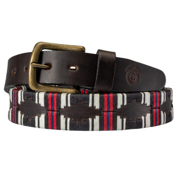 Polo belt in honour of the Army Legal Services